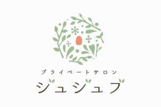 マッサージサロンのロゴマーク